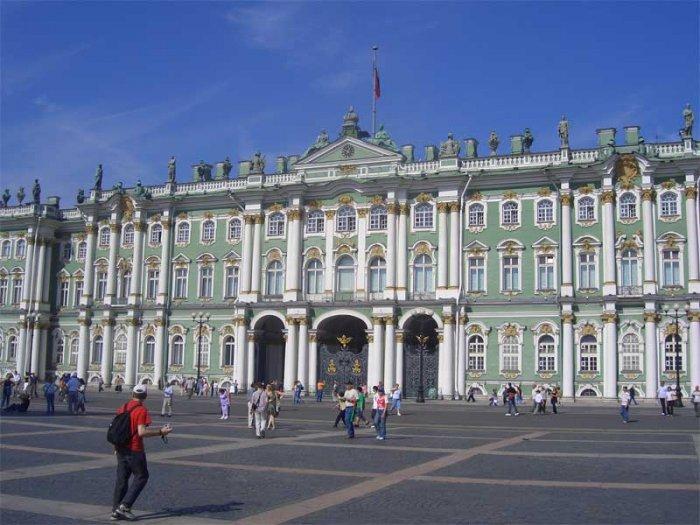 Музей Эрмитаж, Санкт-Петербург