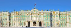 Эрмитаж в Санкт-Петербурге Фото