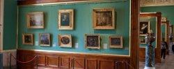 Картинная Галерея в Питере Эрмитаж