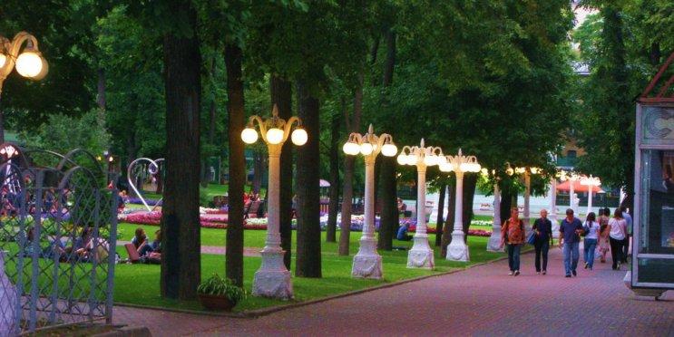 Сад Эрмитаж Билеты в музеи