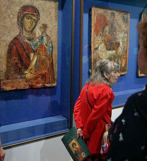Выставка «Византия сквозь