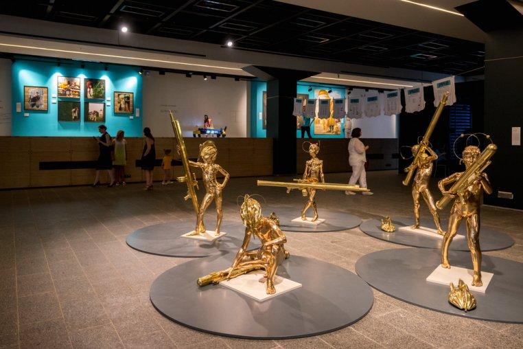 Выставки современного