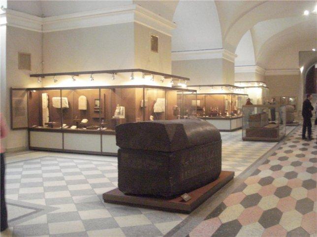 Зал Древнего Египта